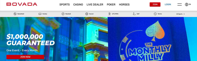 Bovada Poker Review